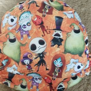 Nightmare Before Christmas Cloth Diaper